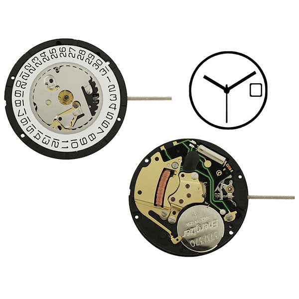 ISA 330/103 Watch Movement