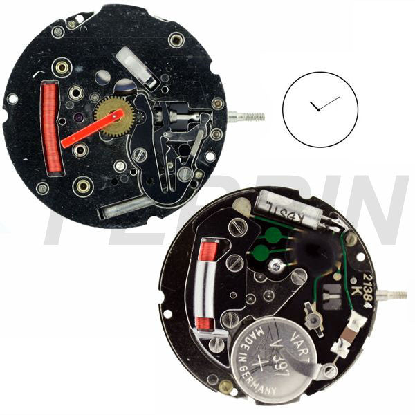 ISA 389/10 Watch Movement