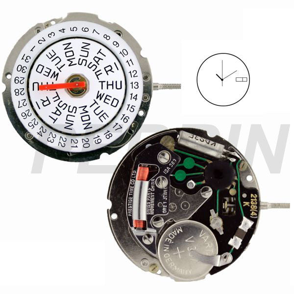 ISA 389/41 Watch Movement