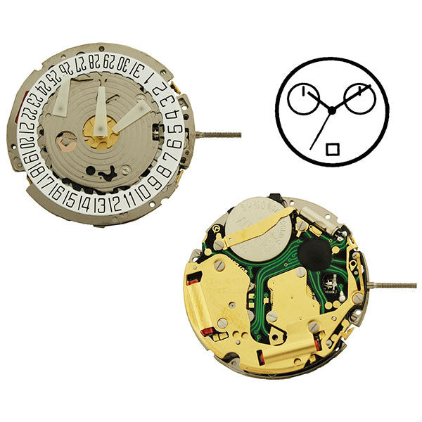 ISA 8171/201 Swiss Watch Movement (9346086852)