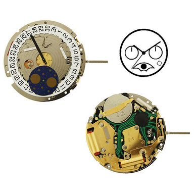 ISA 8171/204 Watch Movement (9346087940)