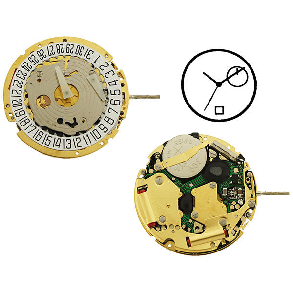 ISA 8176/2050 Watch Movement (9346090436)