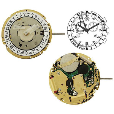 ISA 8270 Watch Movement (9346090884)