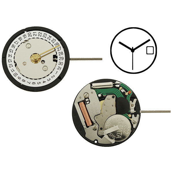 ISA 83/103 Swiss Watch Movement (9346091908)