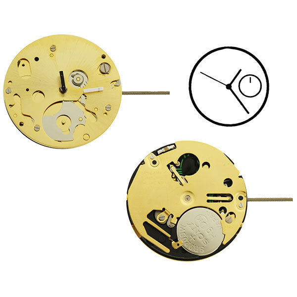 ISA 9231/1430 Watch Movement (9346092804)
