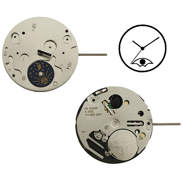 ISA 9231/1910 Watch Movement (9346093316)