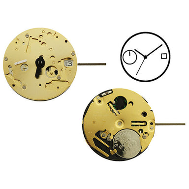 ISA 9232/1950 Watch Movement (9346094212)