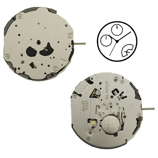 JR00 Miyota Watch Movement (9346095108)