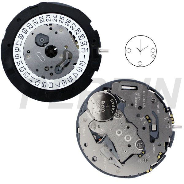 0S20 Watch Movement (9345950276)