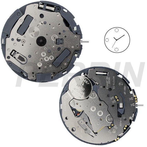 0S30 Miyota Watch Movement (9345951620)