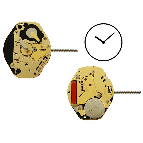 RL1062 Height 0 Swiss Watch Movement (9346107524)