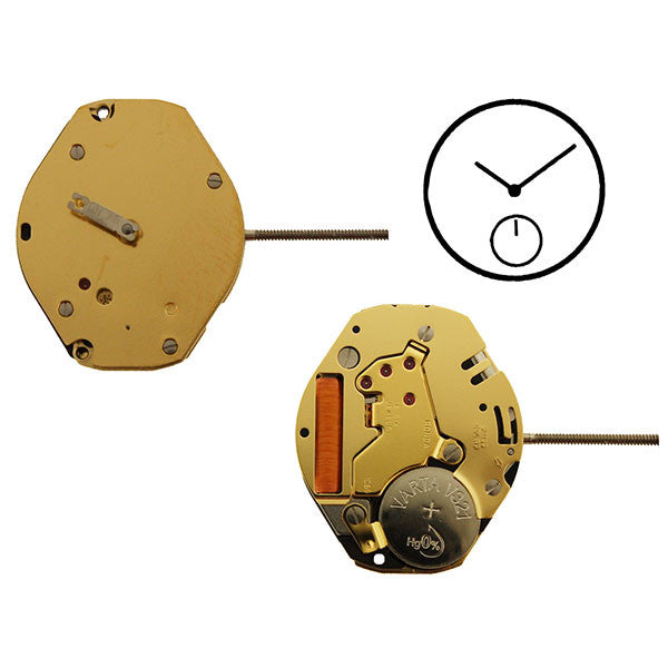 RL1069 Height 2 Swiss Watch Movement (9346110980)