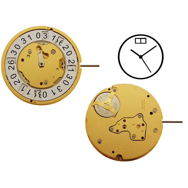 RL4003B/12 Watch Movement