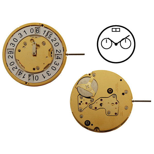 RL4120B/12 Swiss Watch Movement (9346112644)