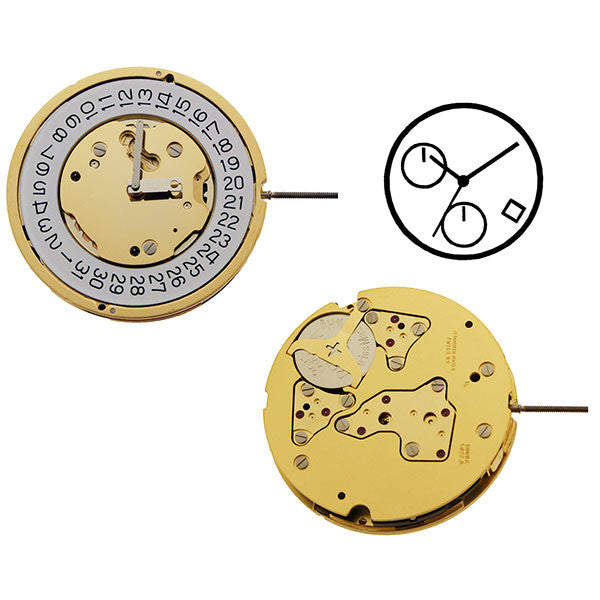 RL5022D Watch Movement (9346114820)