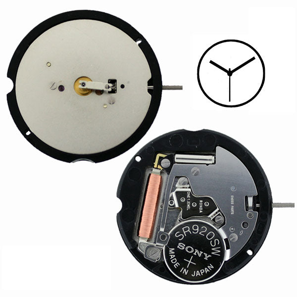 RL503 Watch Movement (9346114884)