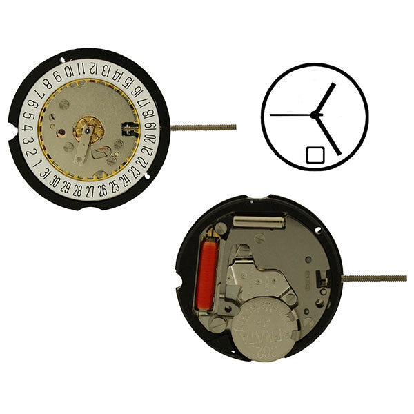 RL585/6 Swiss Watch Movement
