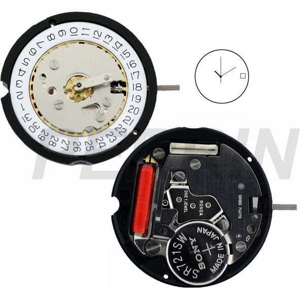 RL585 Watch Movement