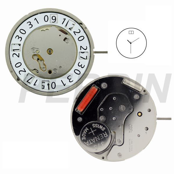 RL6003B Watch Movement