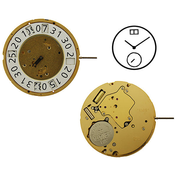 RL7004B Watch Movement (9346131588)