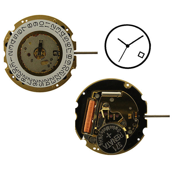 RL705-4 Swiss Height 1 Watch Movement (9346134340)