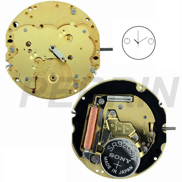 RL706.2 Watch Movement