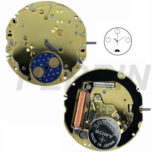 RL706.3 Watch Movement