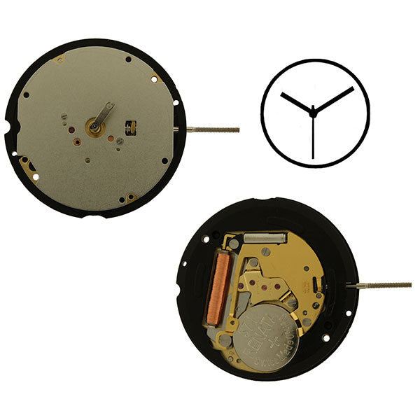 RL713 Height 4 Watch Movement