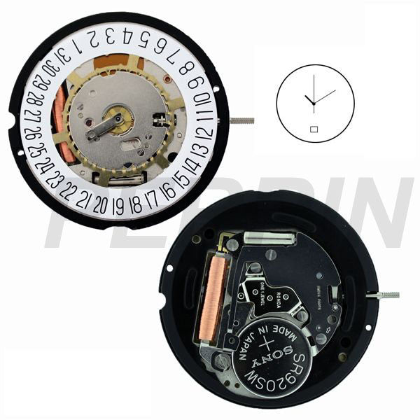 RL715-6 Watch Movement