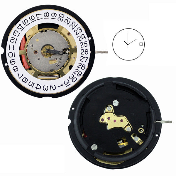 RL715LI Long Life Watch Movement