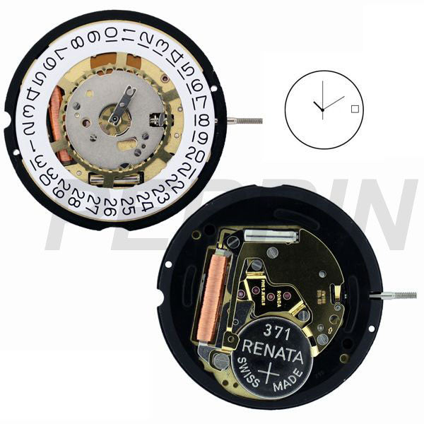 RL715-3 Watch Movement