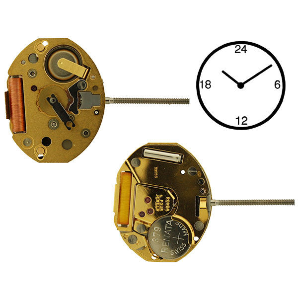 RL751 24 Hour Watch Movement