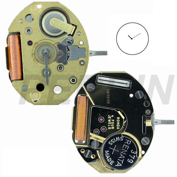 RL751E Watch Movement