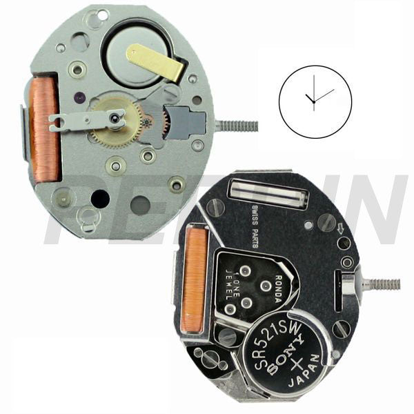 RL753 Watch Movement
