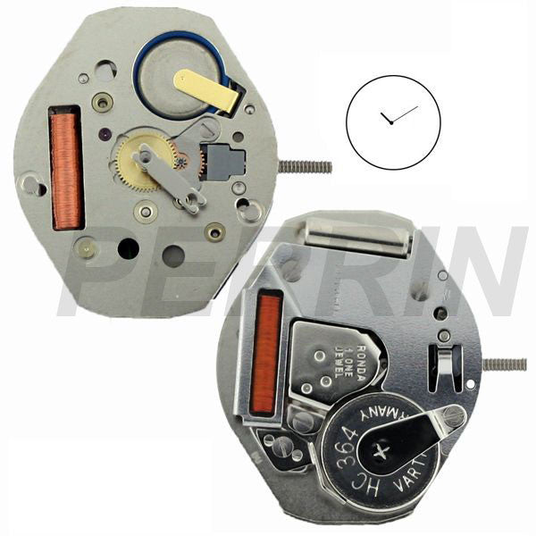 RL762 Swiss Watch Movement