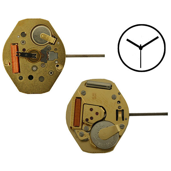 RL763-H0 Swiss Watch Movement
