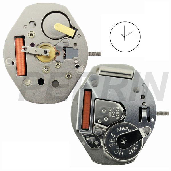 RL763 Watch Movement