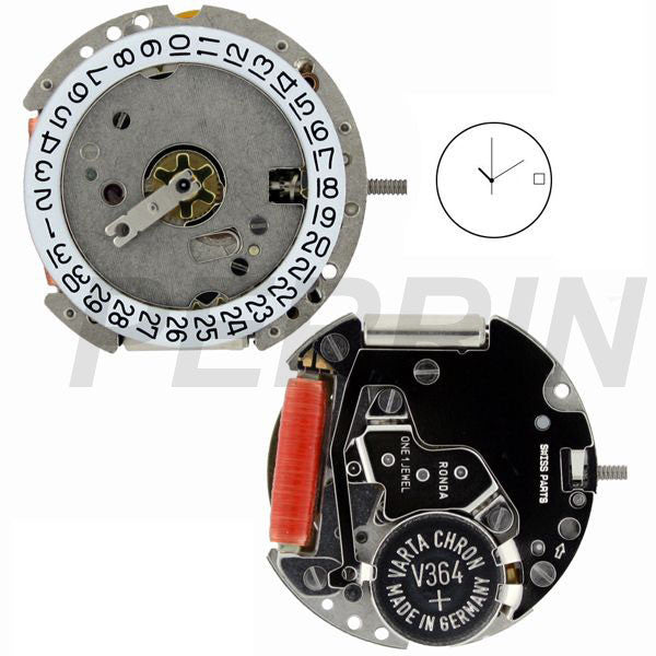 RL775-3 Watch Movement