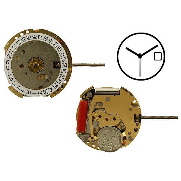 RL775 H0 Swiss Watch Movement (9346150660)