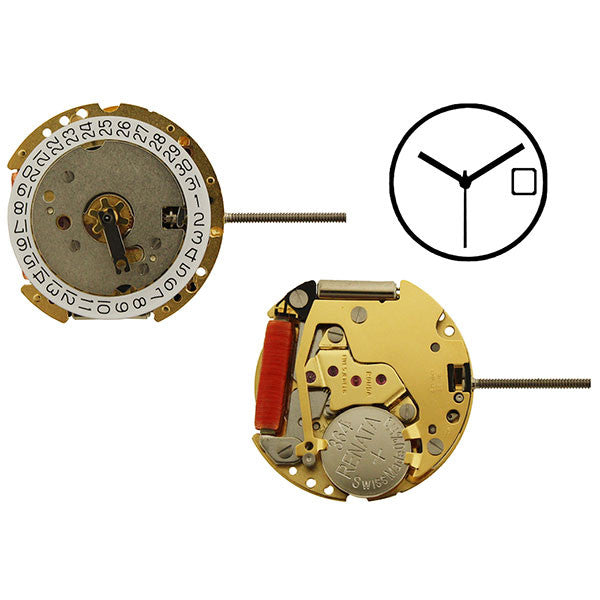 RL775 Height 4 Watch Movement