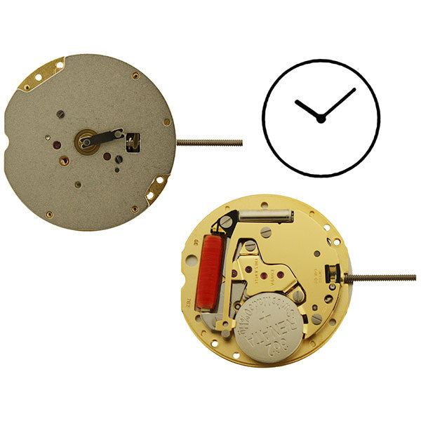 RL782 Height 3 Watch Movement (9346151172)