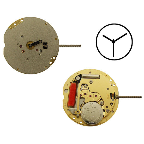 RL783 Height 4 Watch Movement (9346151748)