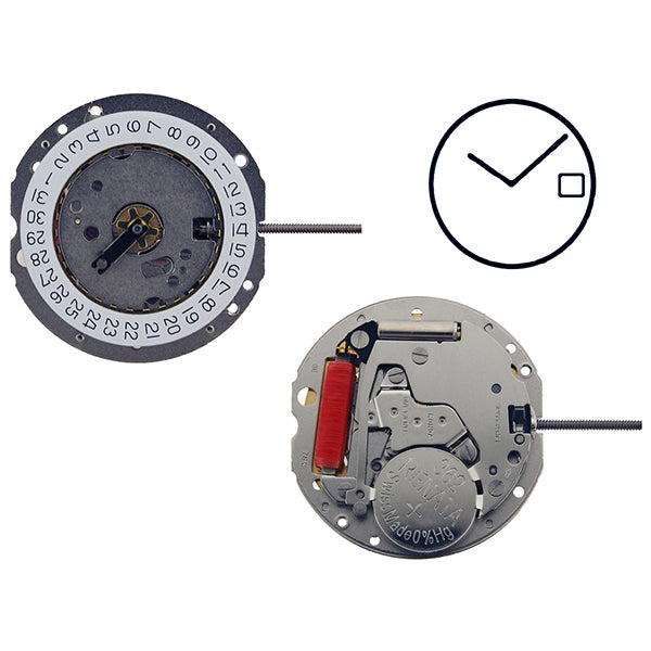 RL784 Watch Movement (9346152196)