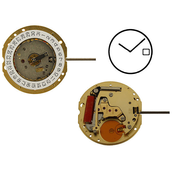 RL784 Swiss Watch Movement (9346153028)