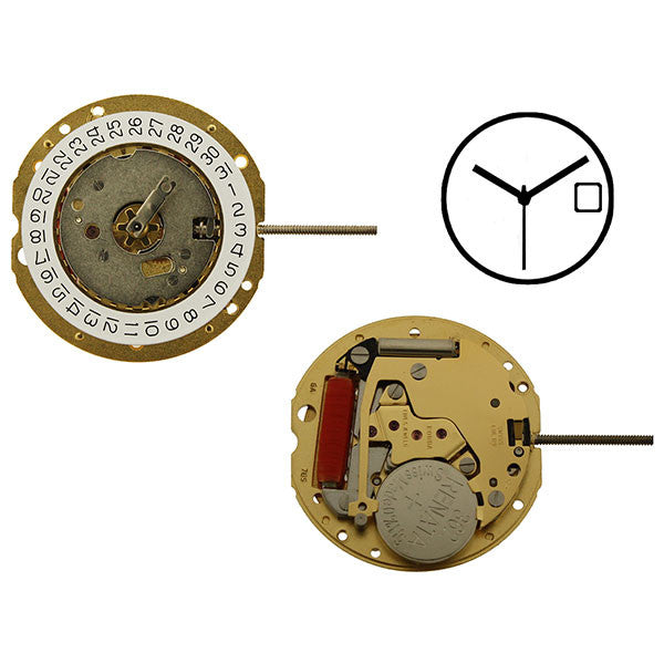 RL785-H3-Swiss Watch Movement