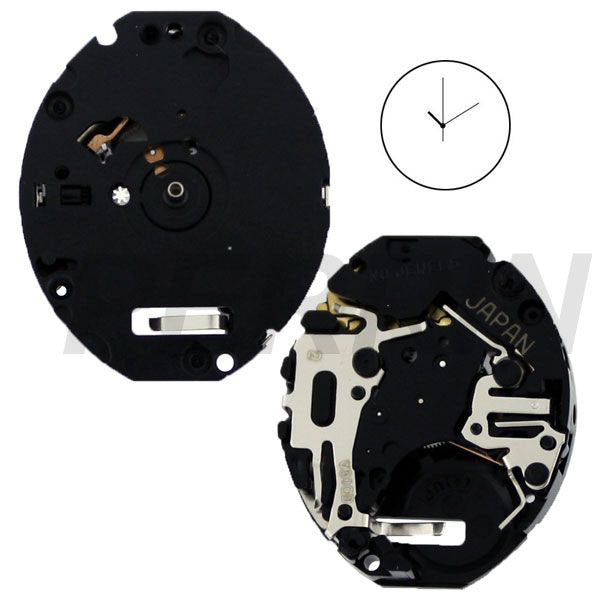 V811 20 Watch Movement