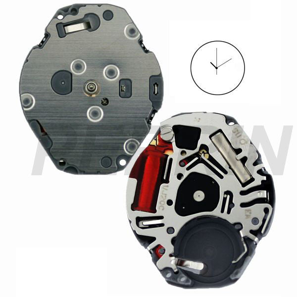 VJ21 SII Quartz Watch Movement