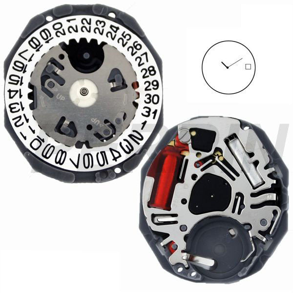 VJ24 SII Quartz Watch Movement (9346174788)