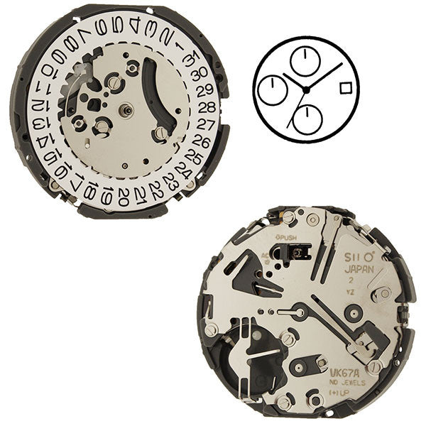 VK67 SII Watch Movement (9346179780)