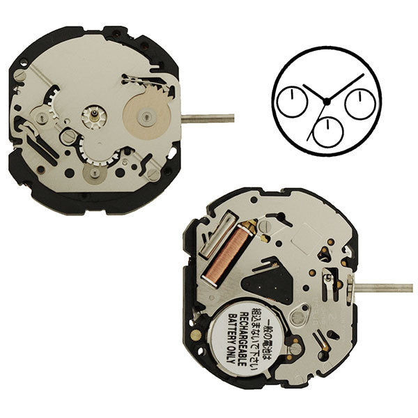 VS3J Epson Watch Movement (9346181060)